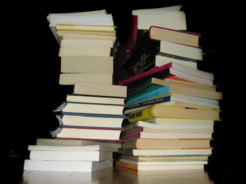 Столичные библиотеки поделятся с горожанами своими книгами. Фото: www.sxc.hu