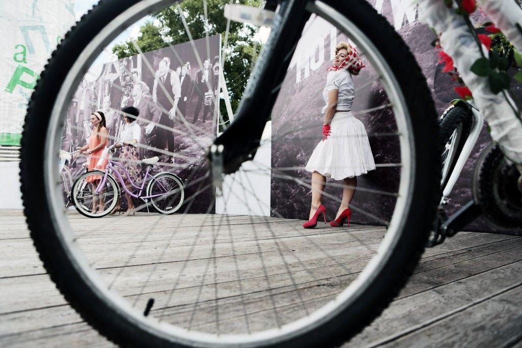Акция «На учебу на велосипеде» впервые состоится в Москве