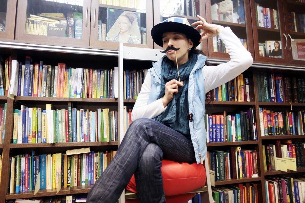 Жители Москвы стали чаще покупать юмористическую литературу