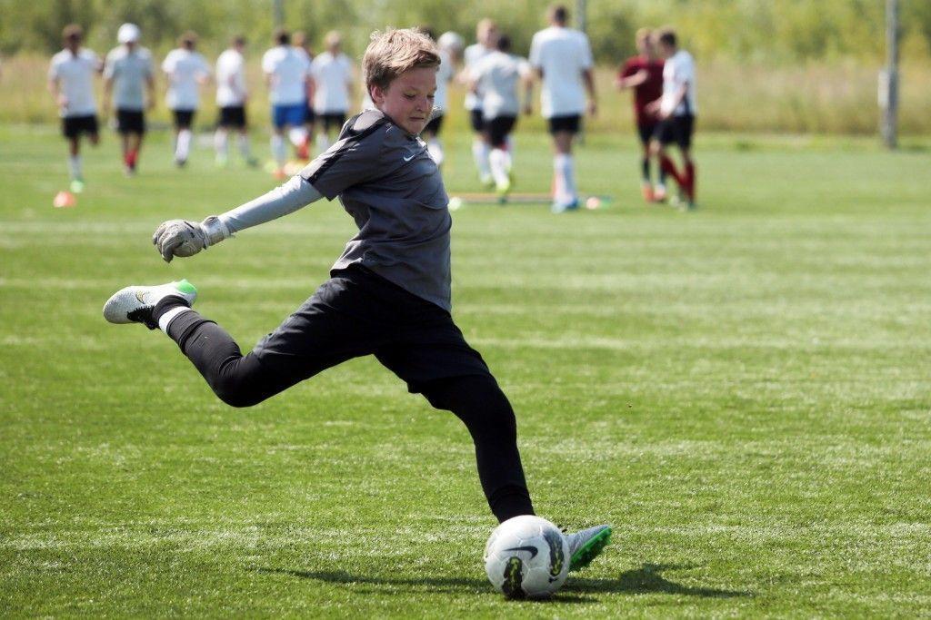 Юные футболисты сразятся за приз клуба