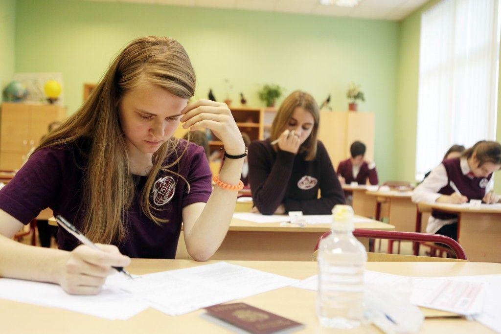 Самые умные школьники — Москвичи