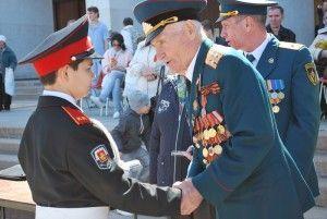 Школы Новой Москвы готовятся к 9 Мая. Фото предоставлено Департаментом образования Москвы