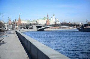 В Москве будет теплая погода до конца следующей недели
