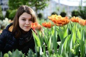 Ботанический сад МГУ «Аптекарский огород» объявил о новом наборе волонтеров-дежурных в Садовый патруль