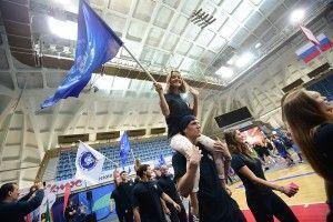 Очередной этап волейбольного турнира завершился в Краснопахорском
