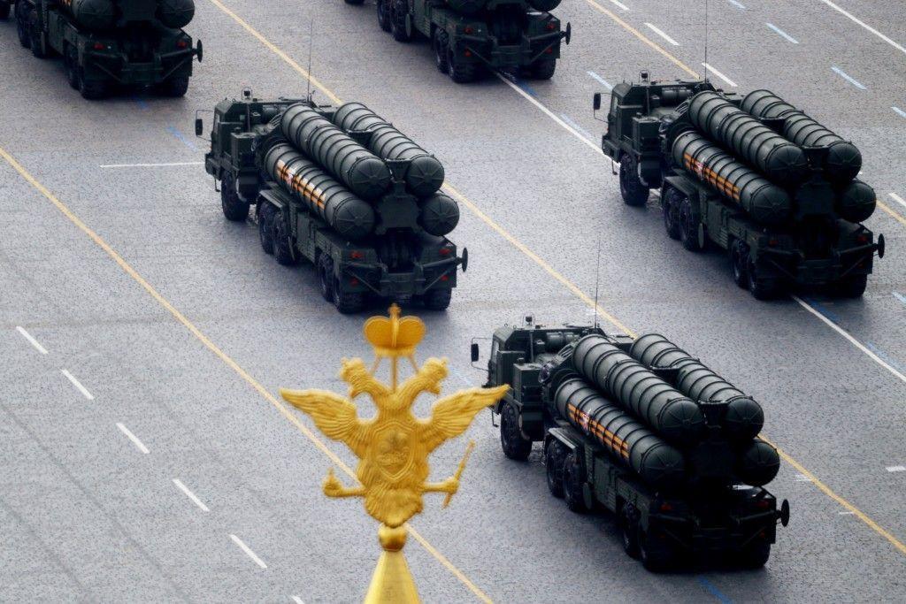 Российская Армия получит шестой комплекс С-400