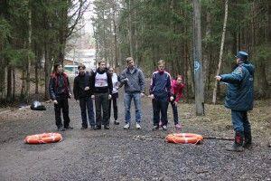 Соревнования «Школа безопасности» провели в Троицке. Фото предоставлено пресс-службой Управления МЧС по ТиНАО