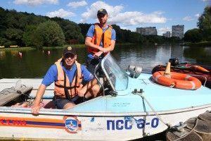 Спасательные службы готовы к предстоящему купальному сезону