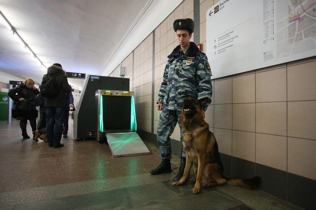 Задержан сообщивший о ложном минировании Киевского вокзала