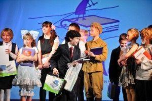 Дети прочитают стихи о Победе