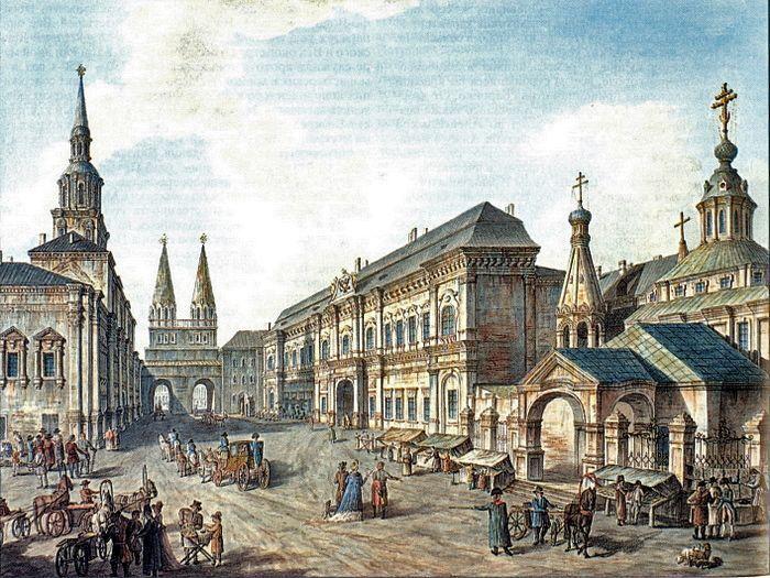 Дата дня: 26 апреля 1755 начал работать Московский университет