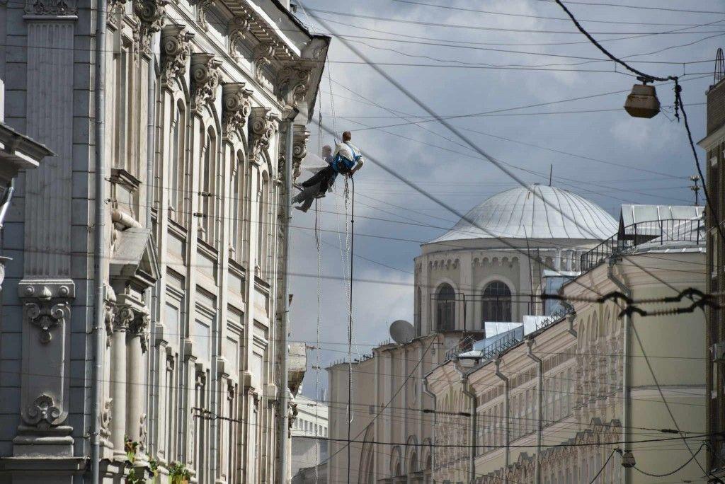 Провода с московских улиц уйдут под землю
