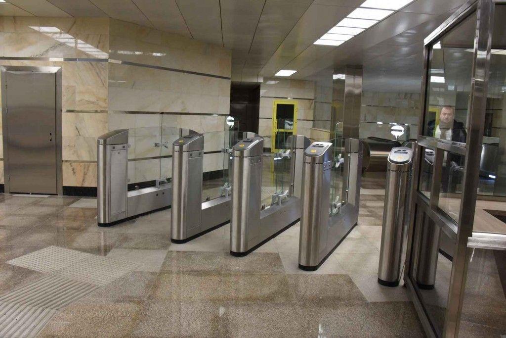 На выходных будут закрыты вестибюли семи станций Московского метро
