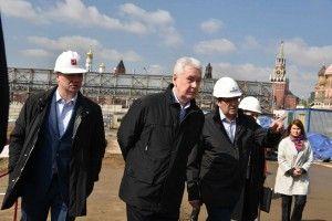 Уникальный парк «Зарядье откроется в Москве