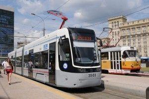 Вчера в кассах столичного метрополитена появились коллекционные билеты на две поездки «Праздник московского трамвая»