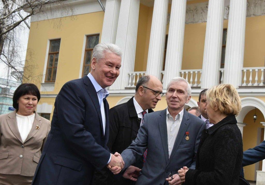 В Москве за 5 лет проведена реставрация 614 памятников архитектуры