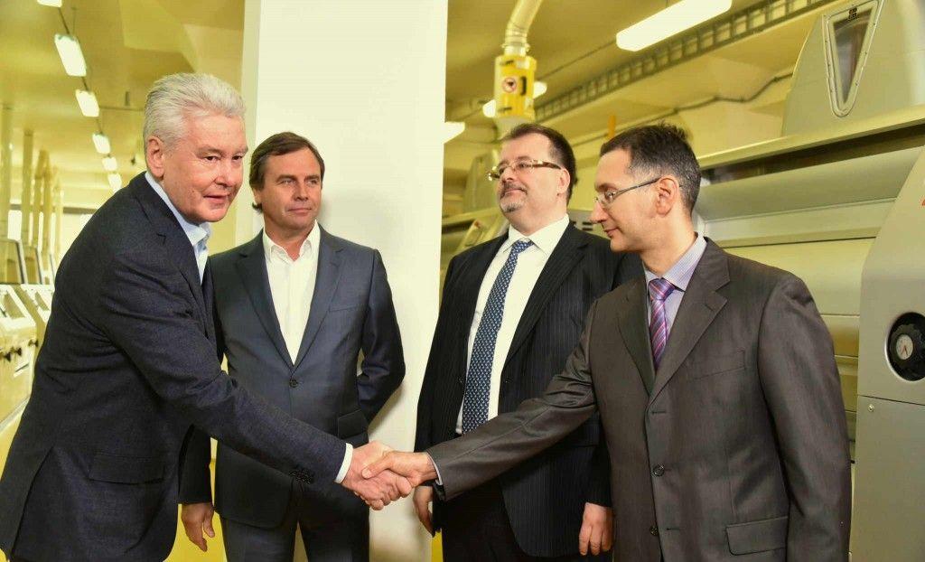 Мэр Москвы предоставил налоговые льготы производителям хлеба и молока