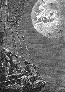 Пол Доминик. Иллюстрация из романа Жюля Верна, 1877 г. Фотоархив Wikipedia