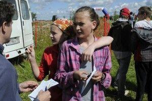 Жительница Воскресенского стала серебряным призером соревнований по спортивному ориентированию
