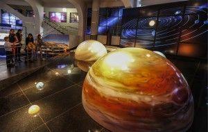 Уникальную марку покажут в Московском планетарии