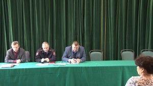 Комиссия по антитеррористической деятельности. Фото: сайт администрации Щербинки