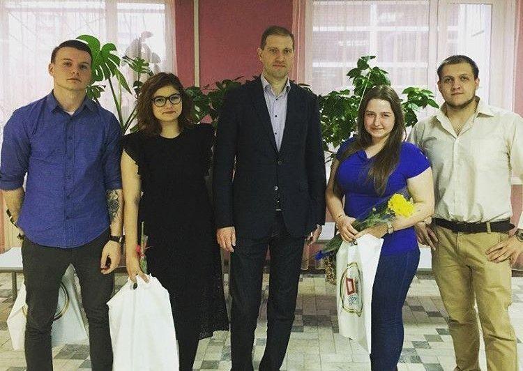 В Троицке наградили общественных советников