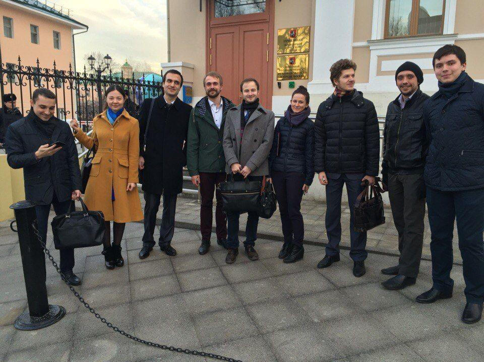 Представитель Троицка стала заместителем председателя секции Молодежной палаты при Мосгордуме