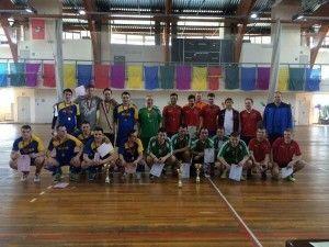 Команда из Новой Москвы стала победителем соревнований по мини-футболу Фото предоставлено Алексеем Якушиным.