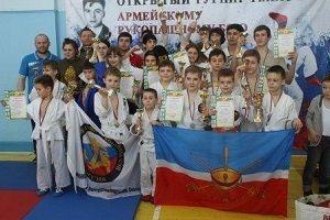 В Ватутинках прошел Открытый турнир Новой Москвы по рукопашному бою