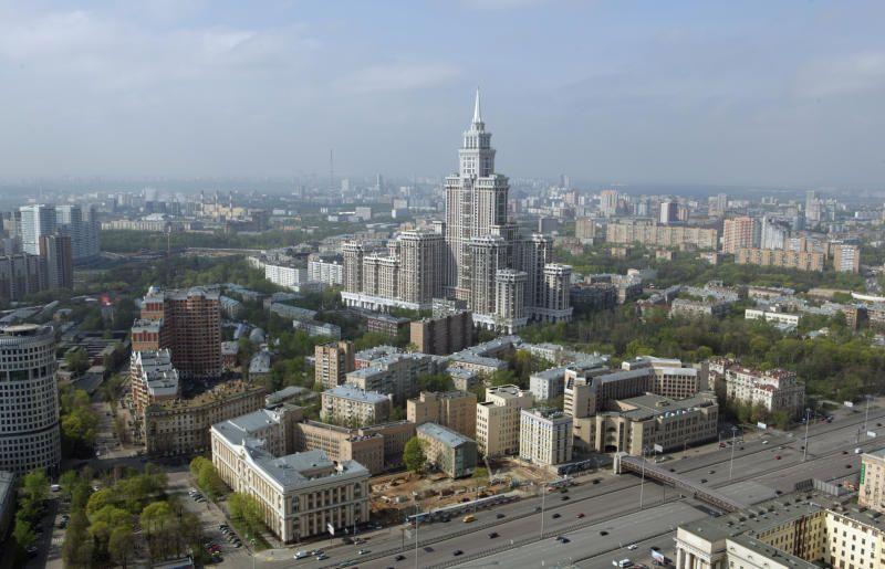 Москва заняла 14 место в рейтинге экологически чистых городов России