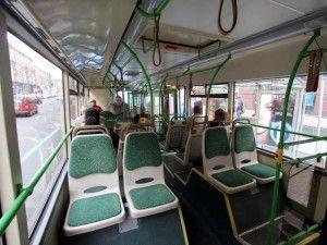 Пассажиров коммерческих автобусов проинформируют об остановках