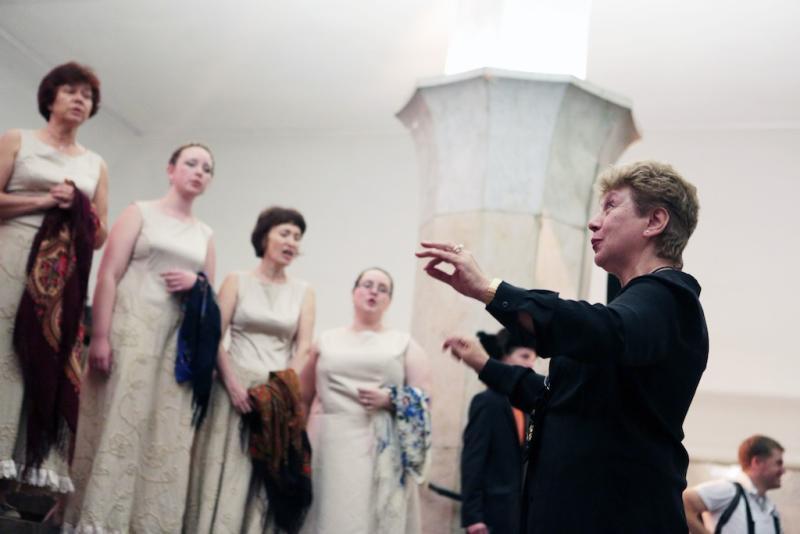 Финалисты конкурса «Пою в метро» получат пригласительные на ночную оперу в подземке