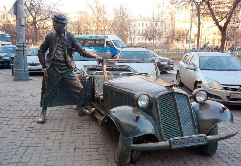 До августа 2017 года в Москве отреставрируют более 40 памятников и скульптур