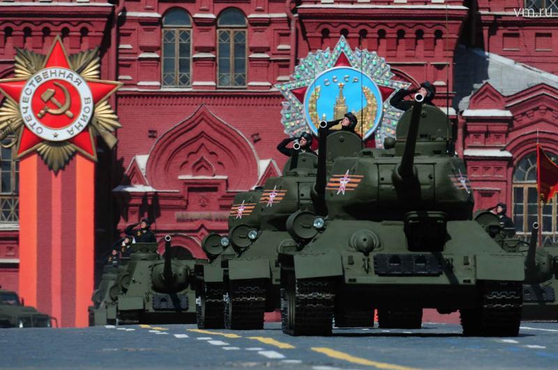 Более 500 крупных мероприятий включили в программу на майские праздники в Москве