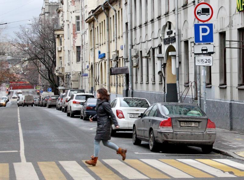 Парковка в Москве будет бесплатной в майские праздники