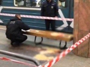Сотрудники полиции задержали дебошира метро