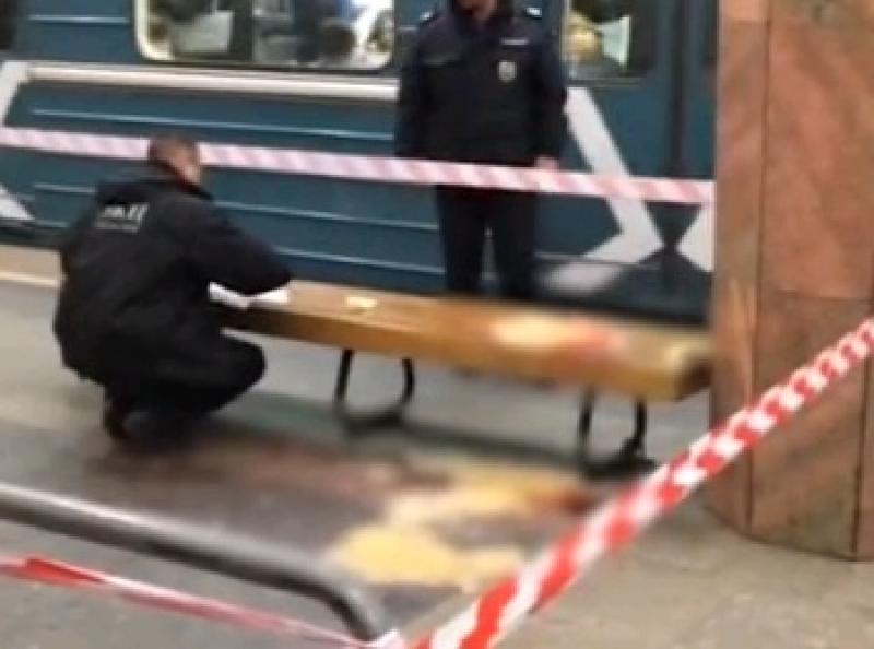 Стрелявшего в метро мужчине предъявили обвинение