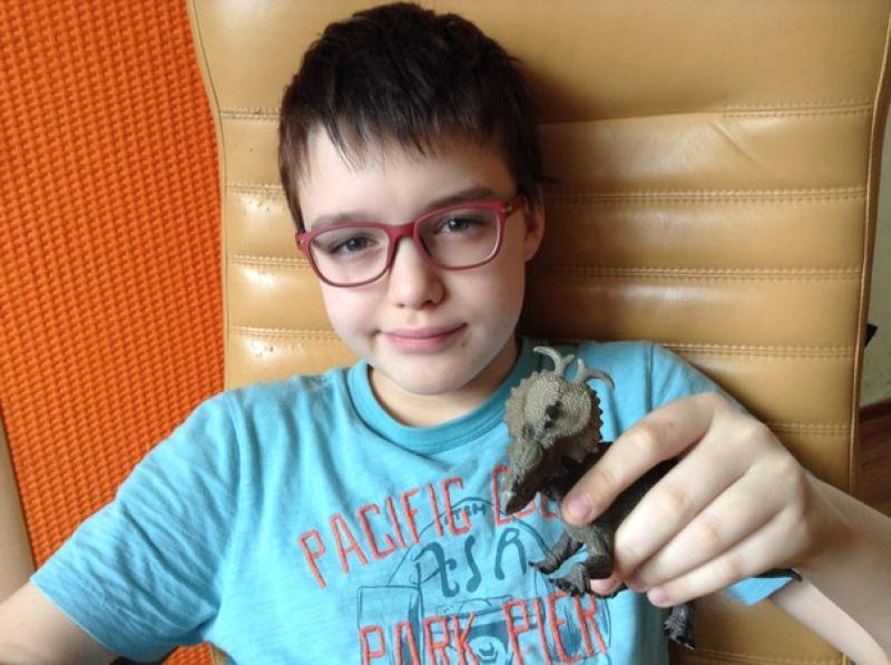 Мальчик из Москвы получил неограниченный запас «Лего» и золотой рейтинг «Вконтакте»