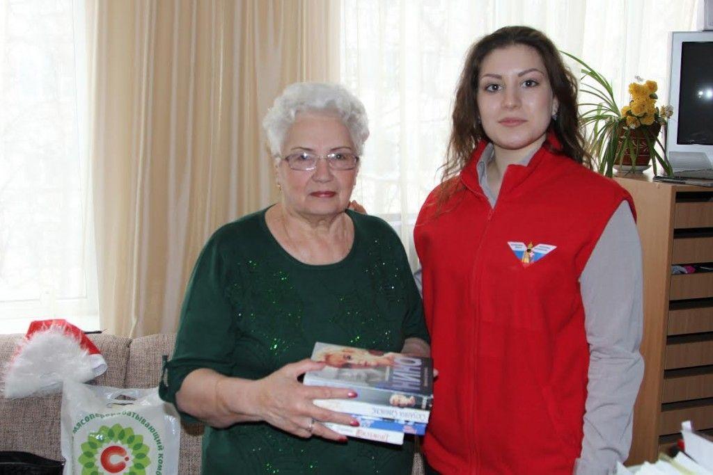Книгу на дом помогут доставить молодые парламентарии