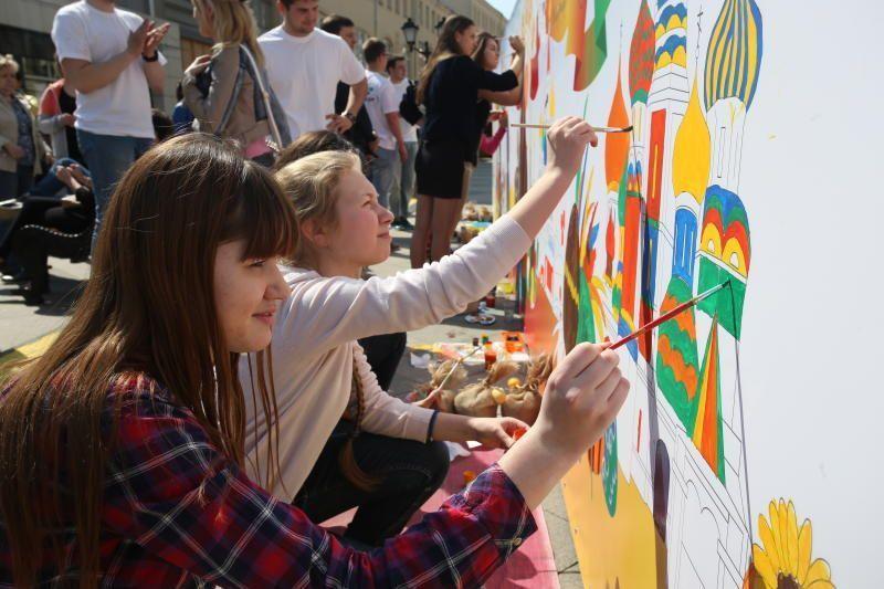 Фестиваль творчества #НАШЕВРЕМЯ проведут в Сосенском. Фото: архив, «Вечерняя Москва»
