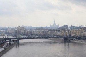 Погода на выходные: москвичей ждет переменная облачность и осадки