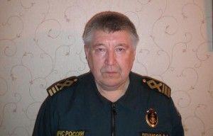 Владимир Денисов председатель РОО профилактики и спасения на водах (РООПСВОД) ПО ТиНАО