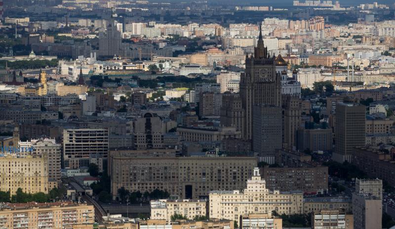 В столице ожидаются перепады атмосферного давления в выходные