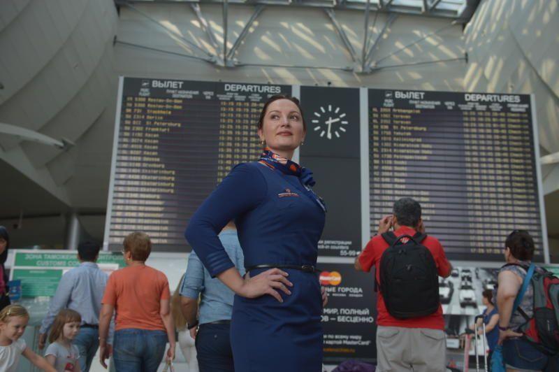 «Аэрофлот» увеличил число сотрудников в Шереметьево из-за большого числа желающих вылететь из Москвы