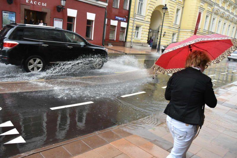 Погода на четверг: в столице сохранится порывистый ветер