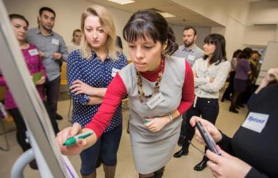 Новые Ватутинки покажут класс на образовательном фестивале