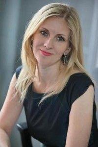"""Оксана Крученко, шеф-редактор газеты """"Новые округа"""""""