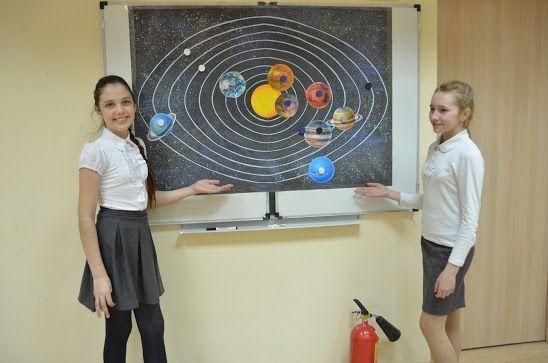 Образовательный фестиваль в Рязановском посвятили космосу
