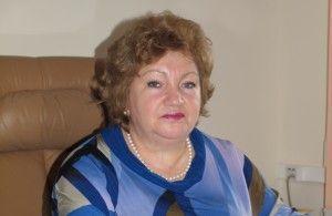 14 апреля 2016 года. Москва. Надежда Мокина, руководитель Московского городского центра условий и охраны труда