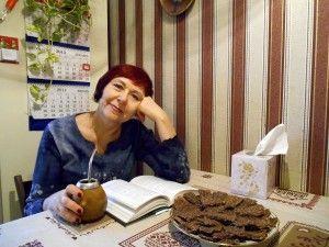 Детская писательница Тамара Крюкова
